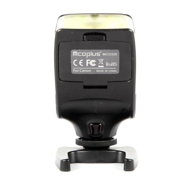 McoPlus MCO320 Speedlite Canon Occasion 9915