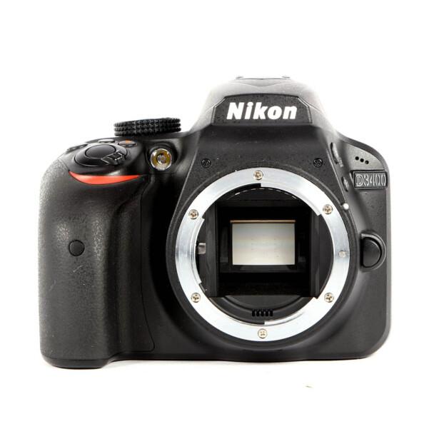 Nikon D3400 Body Occasion 9620