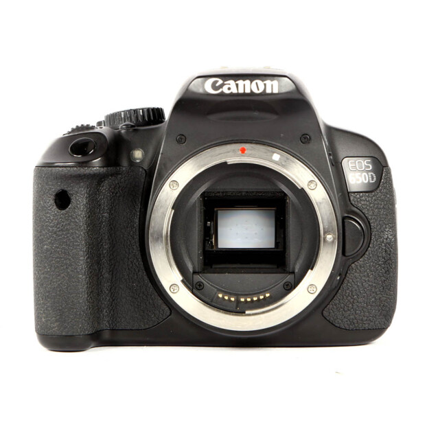 Canon EOS 650D Body Occasion 9618