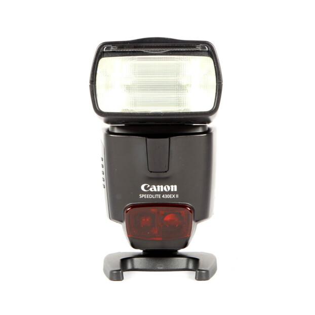 Canon Speedlite 430 EX II Flitser Occasion 9621