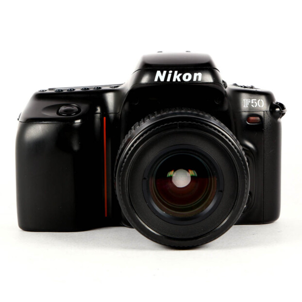 Nikon F50 Zwart + 28-80mm F/4-5.6 Occasion 9713