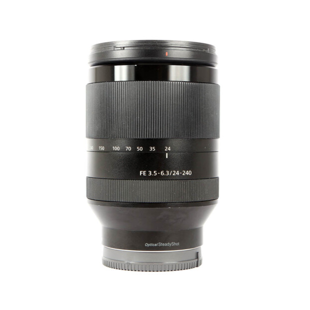 Sony FE 24-240mm F3.5-6.3 OSS Occasion 9672