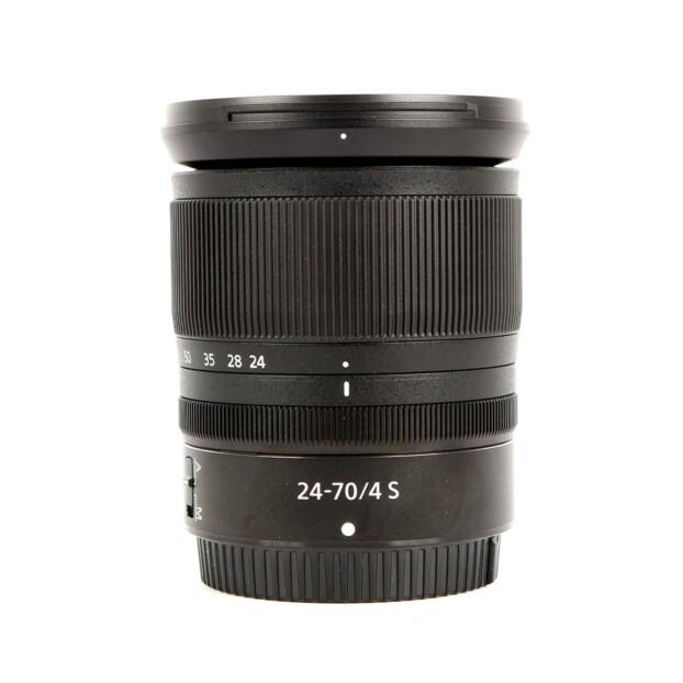 Nikon Z 24-70mm F4.0 S Occasion 6460