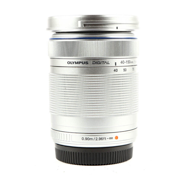 Olympus Olympus MFT M.Zuiko Digital 40-150mm f/4-5.6 R ED Occasion 9983