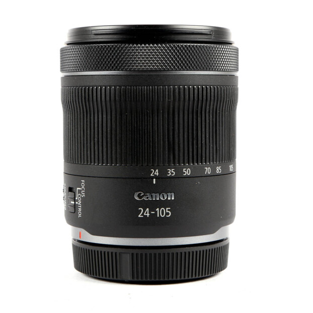 Canon RF 24-105mm f/4-7.1 IS STM Occasion 9995