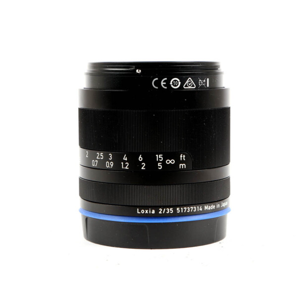 Zeiss Loxia 35mm f/2.0 Biogon T* Sony FE Occasion 9996