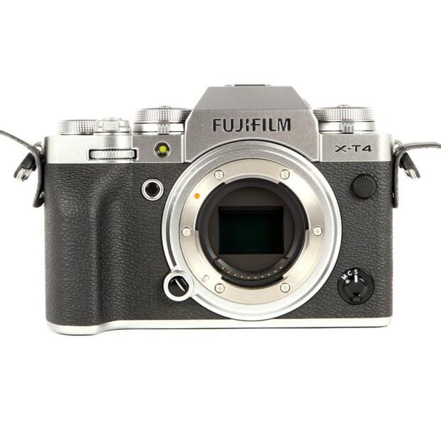 Fujifilm X-T4 Zilver Body Occasion 6477
