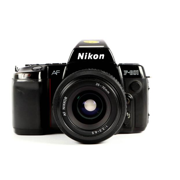 Nikon F801 + 35-70mm F3.3-4.5 Occasion 6492