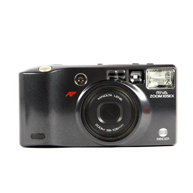 Minolta Riva Zoom 105EX Occasion 6497