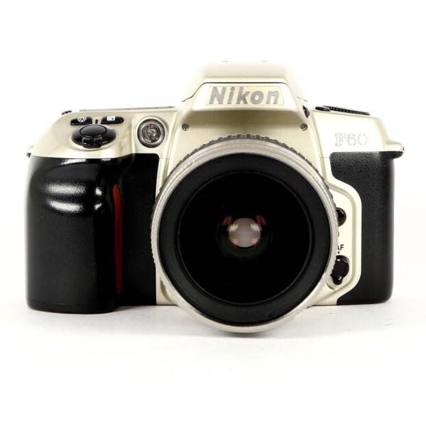 Nikon F60 + 28-80mm F/3.3-5.6 Occasion 9722