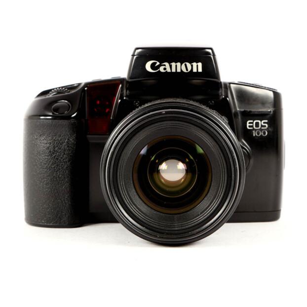 Canon EOS 100 + 28-80mm F/3.5-5.6 Occasion 9724