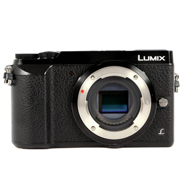 Panasonic Lumix DMC-GX80 Body Occasion 9805