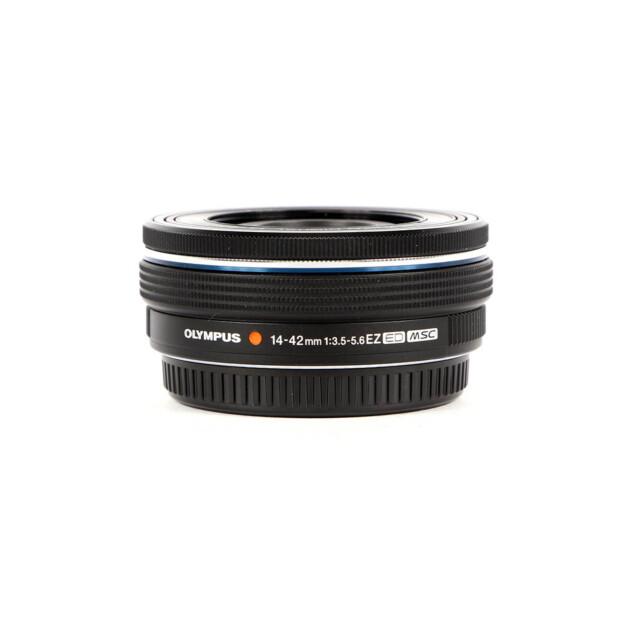 Olympus M.Zuiko Digital ED 14-42mm f/3.5-5.6 EZ Occasion 9738