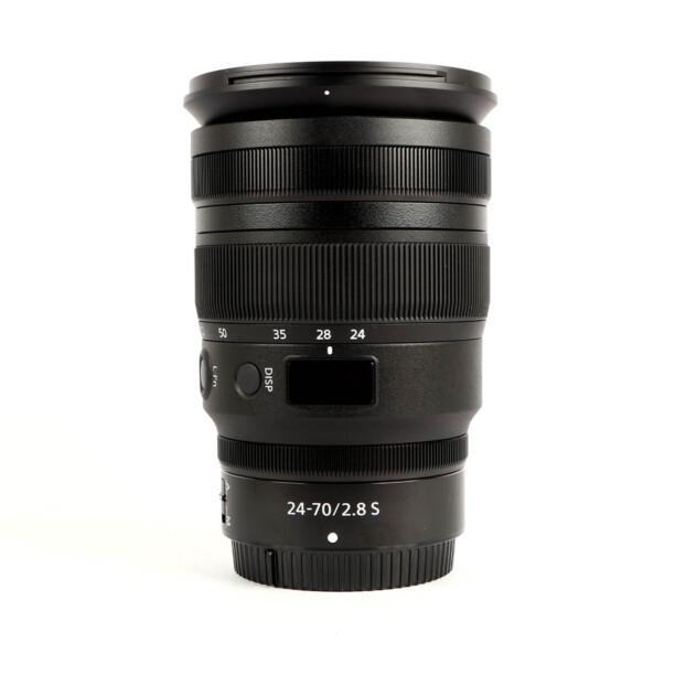 Nikon Nikkor Z 24-70mm f2.8 S Occasion 6526