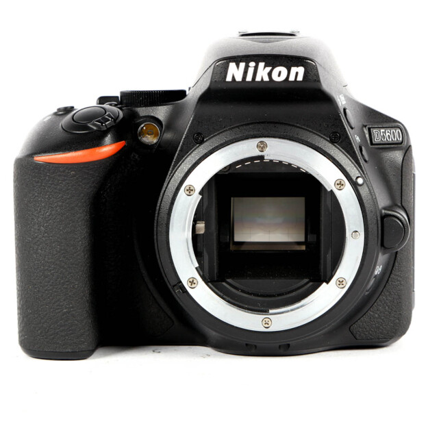 Nikon D5600 Body Occasion 9828