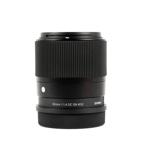 Sigma 30mm f1.4 DC DN Contemporary  Leica L Occasion 6421