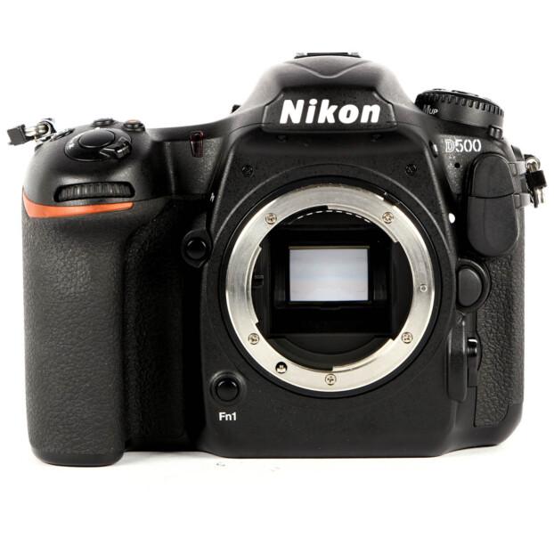Nikon D500 Body Occasion 9829