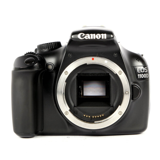 Canon EOS 1100D Body Occasion 9832