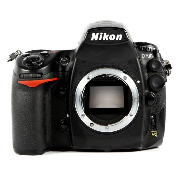 Nikon D700 Body Occasion 6439