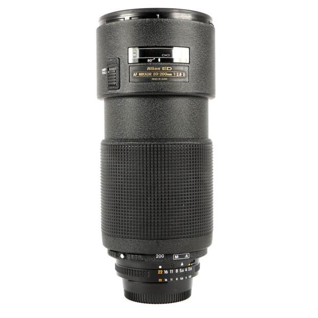 Nikon 80-200mm f/2.8 D AF Nikkor ED Occasion 6429