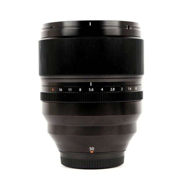 Fujifilm Fujinon XF 50mm f/1.0 R WR Occasion 6424