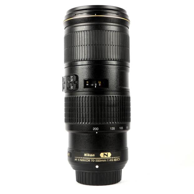 Nikon AF-S 70-200mm F4G ED VR Occasion 9924