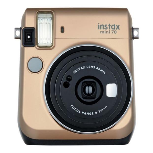Fujifilm Instax mini 70 EX D goud Instant camera