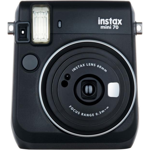 Fujifilm Instax Mini 70 EX D zwart Instant camera