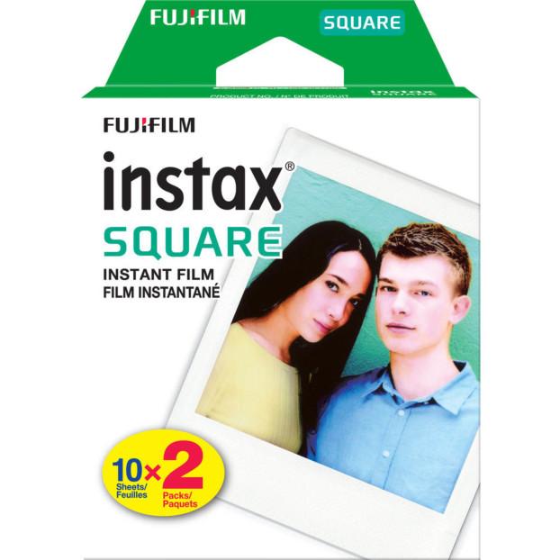 Fujifilm Instax Square Film (2-pak)
