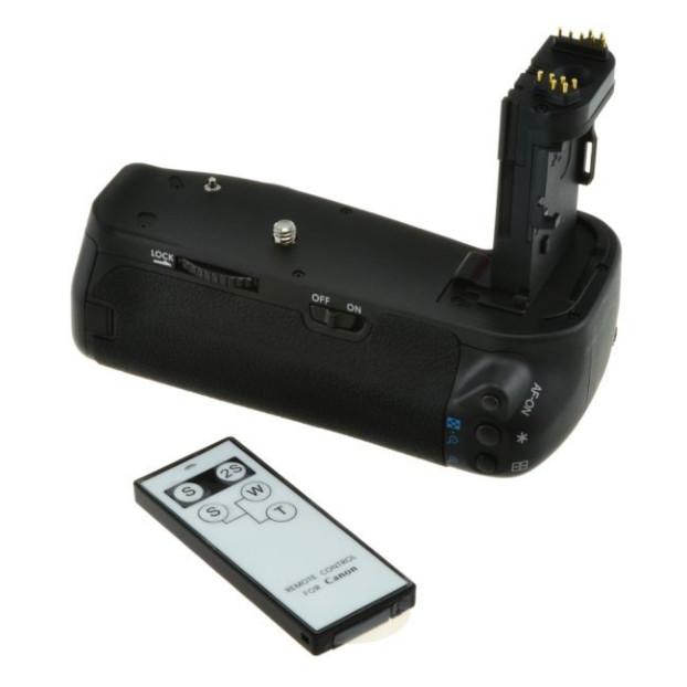 Jupio Battery Grip voor Canon EOS 6D