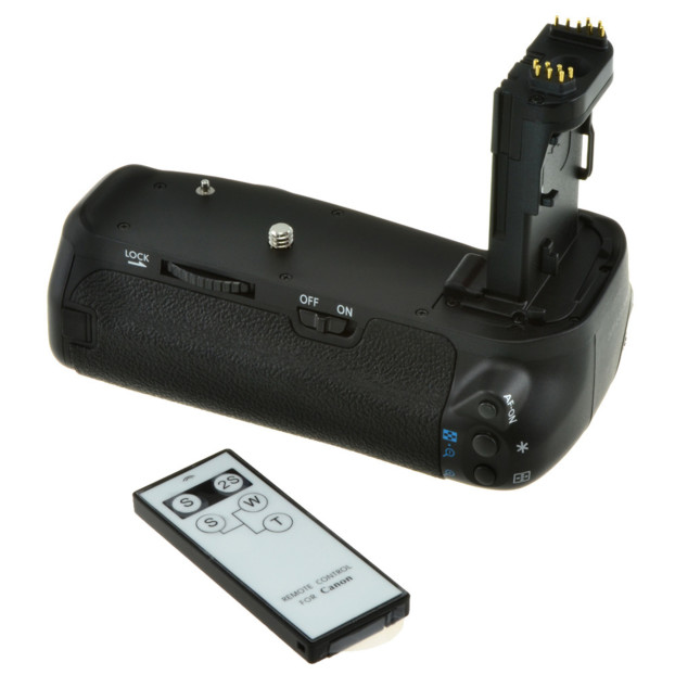 Jupio Battery Grip voor Canon EOS 70D (JBG-C011)