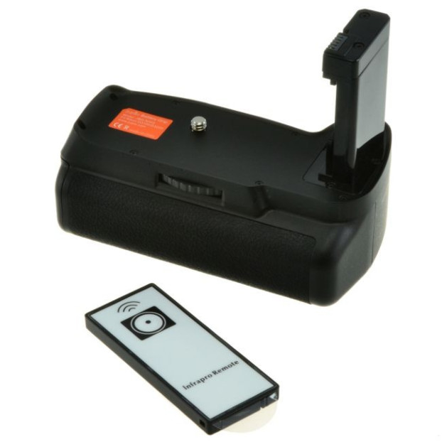 Jupio JBG-N003 Battery Grip voor Nikon D3100/D3200/D3300/D5300