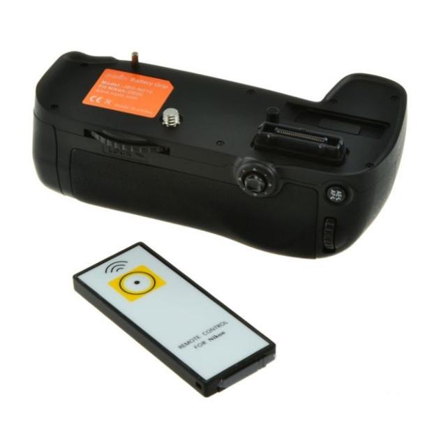 Jupio MB-D14 Battery Grip voor Nikon D600/D610