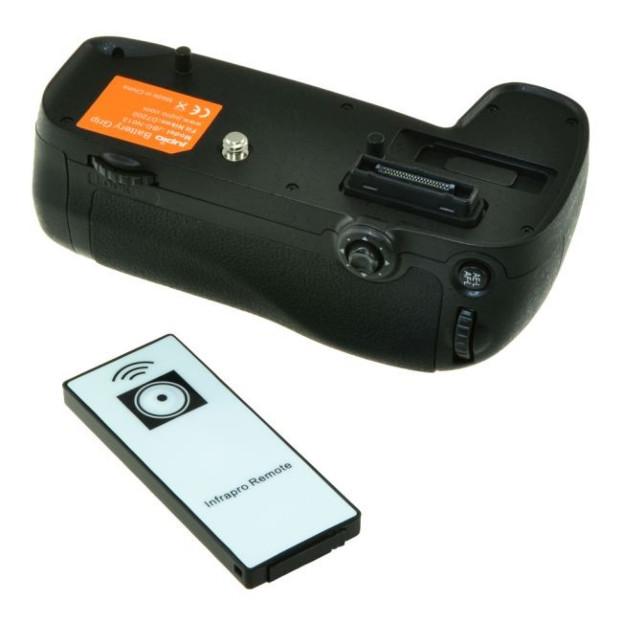 Jupio JBG-N013 Battery Grip voor Nikon D7100/D7200