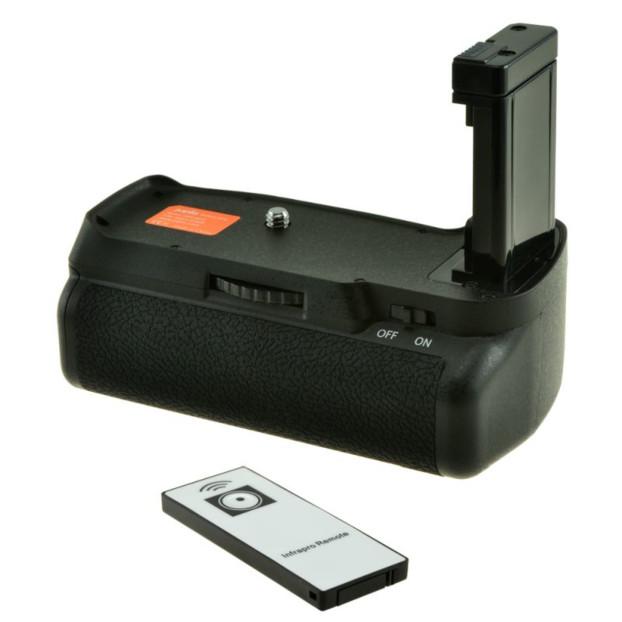 Jupio JBG-N015 Battery Grip voor Nikon D3400