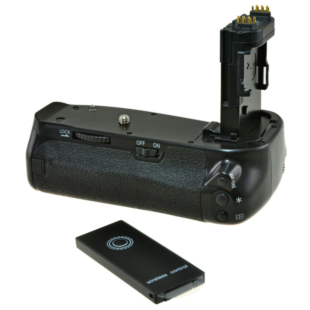 Jupio Battery Grip for Canon EOS 6D MKII (BG-E21) JBG-C015