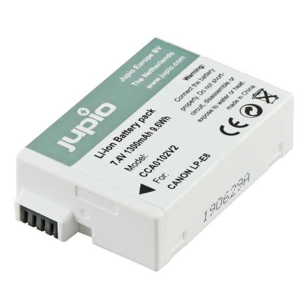 Jupio LP-E8 Ultra accu