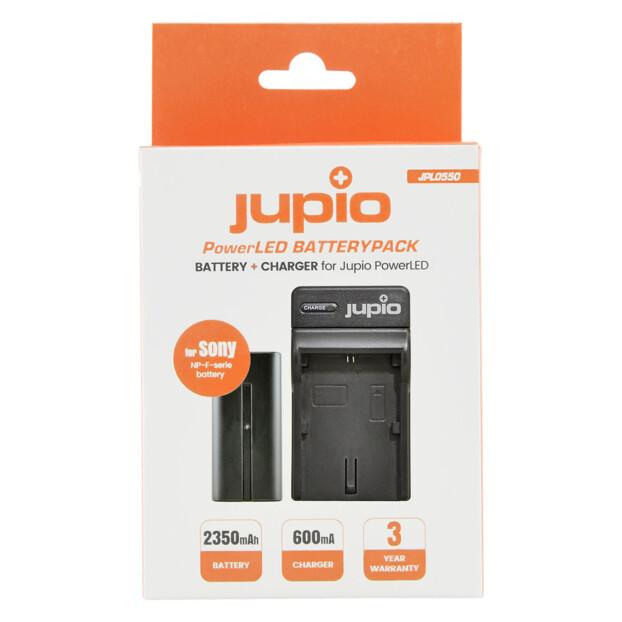 Jupio NP-F550 Single Charger Kit