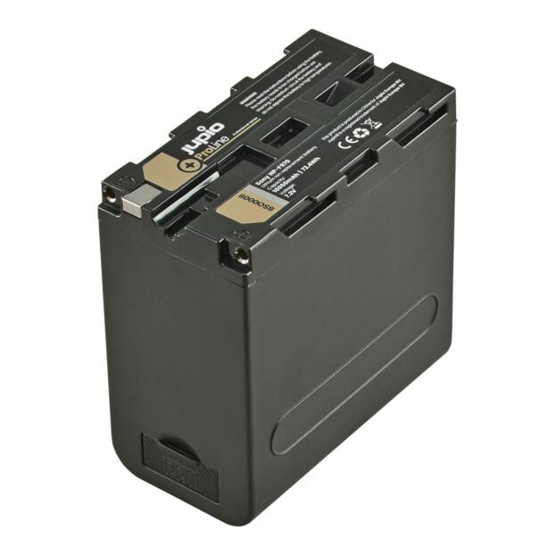 Jupio ProLine NP-F970 accu met USB-output