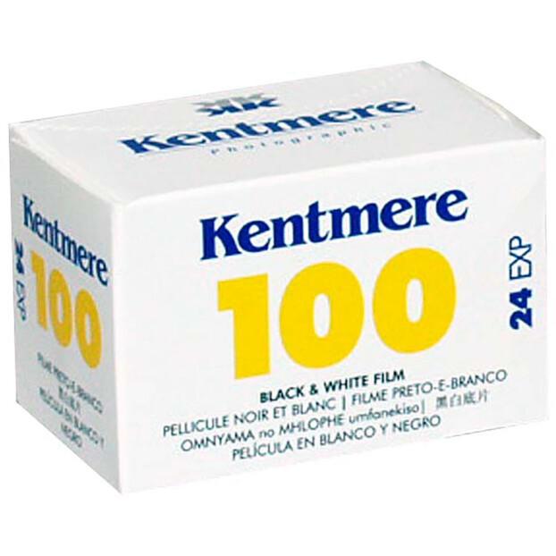 Ilford/Harman Kentmere 100 135-24