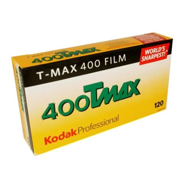Kodak T-Max TMY 400 120 5-Pak