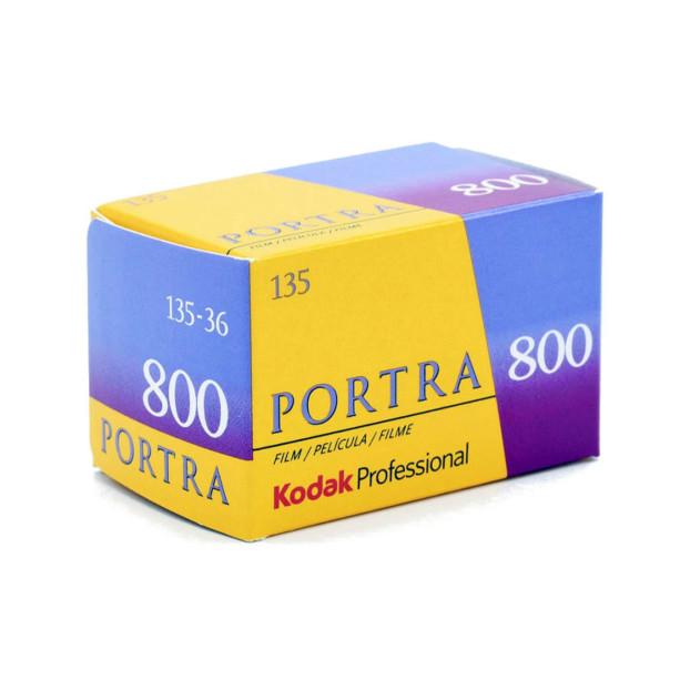 Kodak PORTRA 800 135 36 OPNAMEN