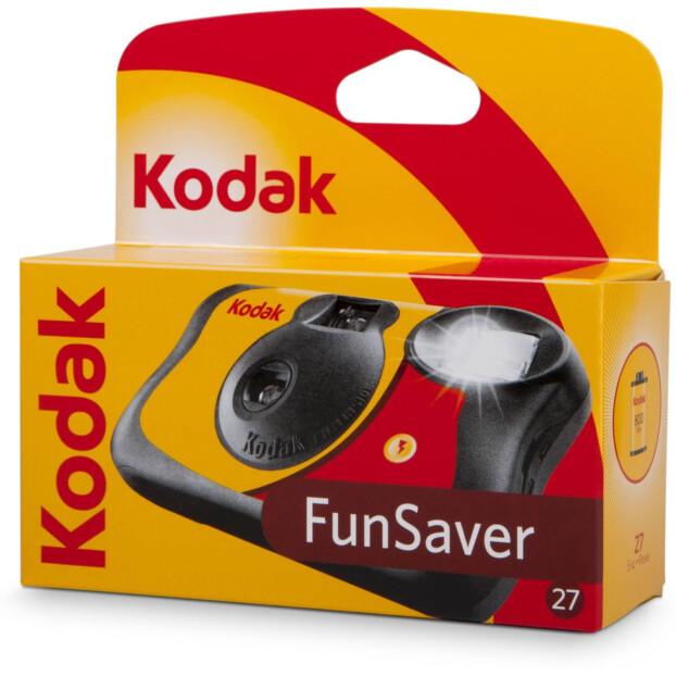 Kodak Funsaver Wegwerpcamera Kleur 27 opnamen
