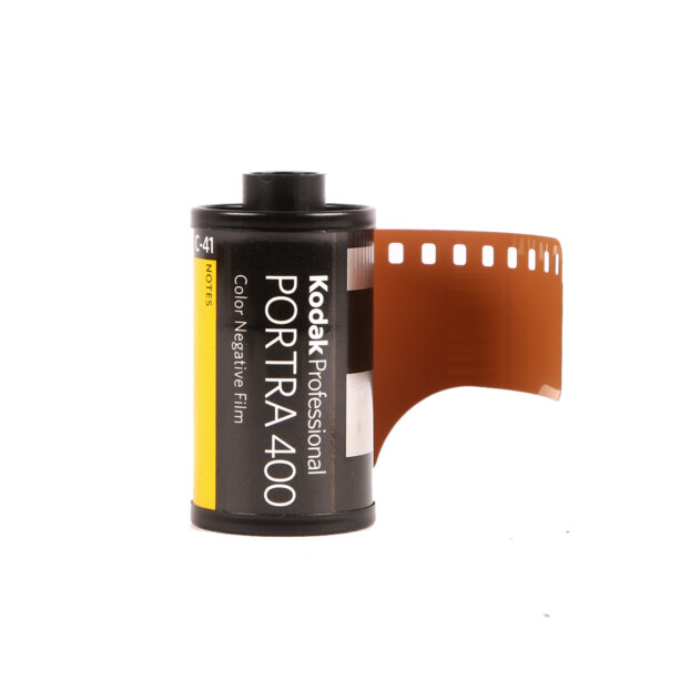 Kodak PORTRA 400 135-36