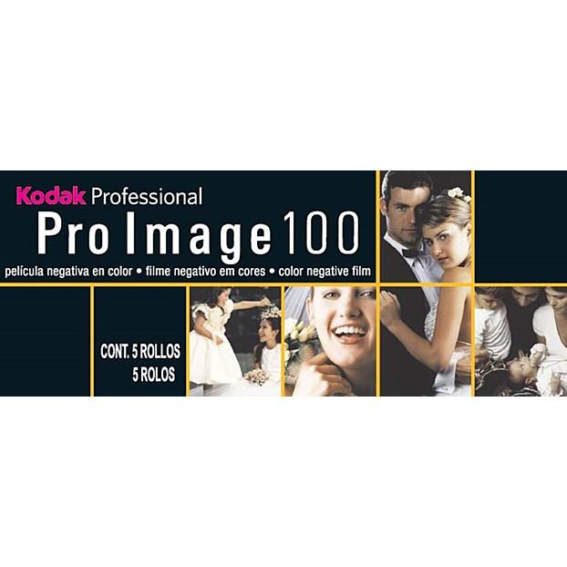 Kodak Pro Image 100 135-36 5pak
