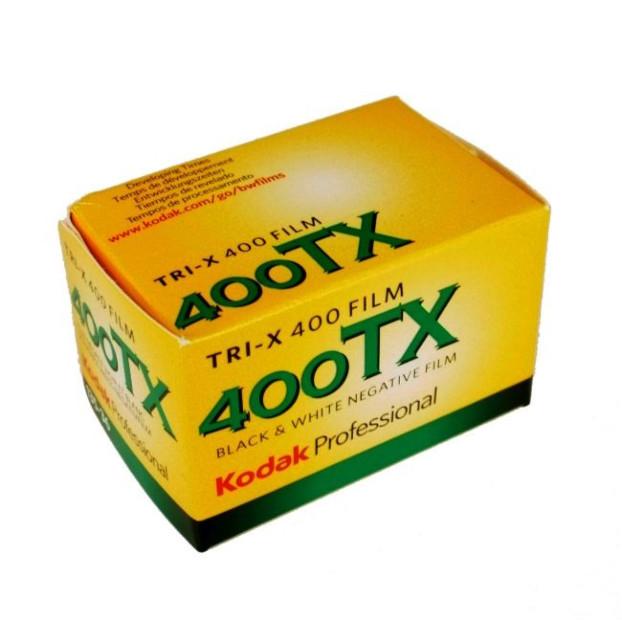 Kodak TRI-X TX 400 135-36