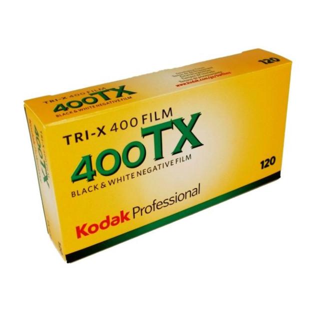 Kodak TRI-X 400 120 5-Pak