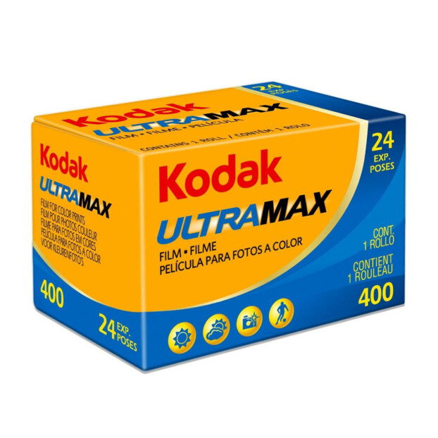 Kodak Ultra Max 400 135 24 Opnamen