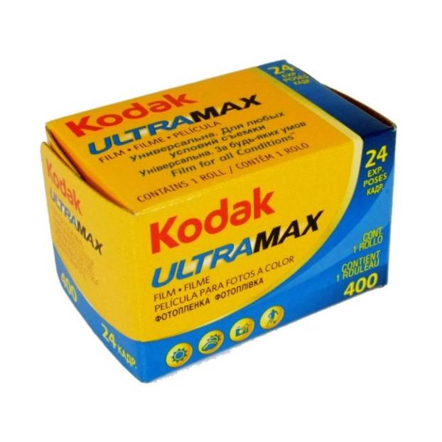 Kodak ULTRA MAX 400 135-24