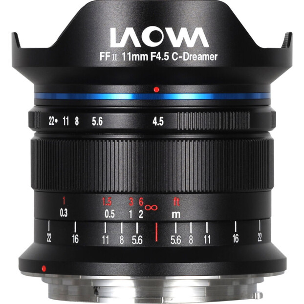 Laowa Venus 11mm f/4.5 FF RL | Nikon Z (FX)